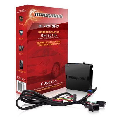 Excalibur 2010+ GM Omegalink RS Kit Module and T-Harness