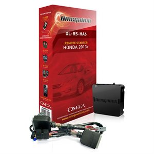Excalibur Omega Honda / Acura RS Kit with Harness