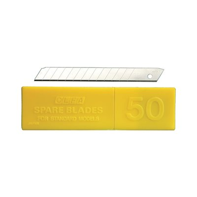 Install Bay Abs Stainless Blades (50 pk)