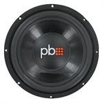 "PowerBass 10"" 4 Ohm Subwoofer (single)"