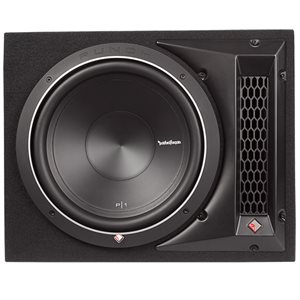 "Rockford Punch P1 Single 12"" Loaded Enclosure"