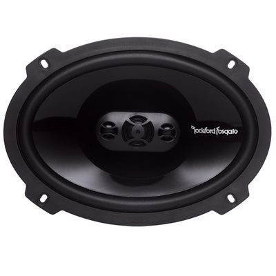 "Rockford Punch P1 6""x9"" 4-Way Full-Range Speakers (pair)"