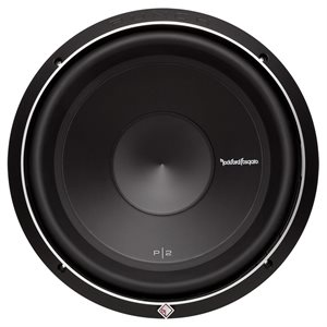 """Rockford Punch P2 12"""" 2 Ohm DVC Subwoofer (single)"""