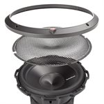 """Rockford Punch P2 / P3 8"""" Subwoofer Grille (single)"""