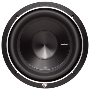 "Rockford Punch P3 12"" 4 Ohm DVC Subwoofer (single)"