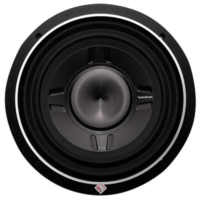 """Rockford Punch P3S 10"""" 2 Ohm DVC Shallow Subwoofer (single)"""
