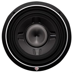"Rockford Punch P3S 10"" 2 Ohm DVC Shallow Subwoofer (single)"