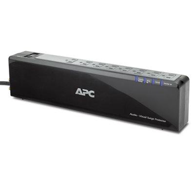 APC 8-Outlet 120V SurgeArrest