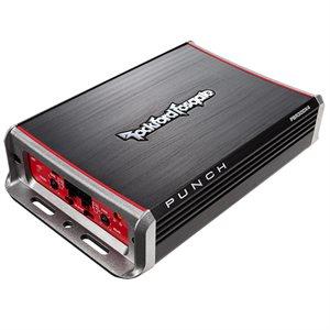 Rockford Punch 300W BRT Full-Range 4 Channel Amplifier
