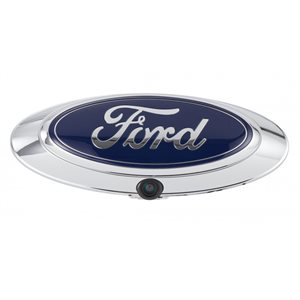 EchoMaster 2008–16 Ford Emblem Camera w / Parking Lines