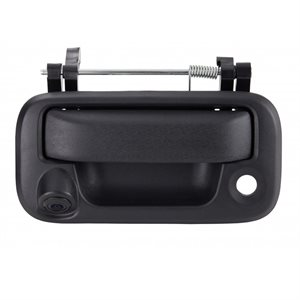 EchoMaster Ford F150 Tailgate Handle Camera w / Parking lines