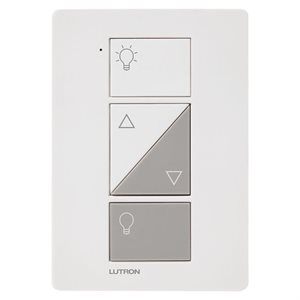 Lutron Caseta Wireless 300W / 100W Plug-In Lamp Dimmer (white)