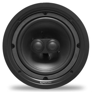 "TruAudio Phantom 8"" DVC Frameles w / Dual Silk Tweet Poly Woof"