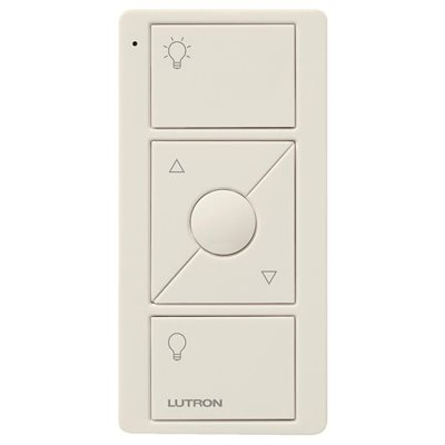 Lutron Pico Remote for Caséta Wireless Dimmer (lt. almond)