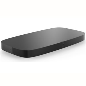 Sonos Wireless Soundbase for Stand-Mounted TVs (black)