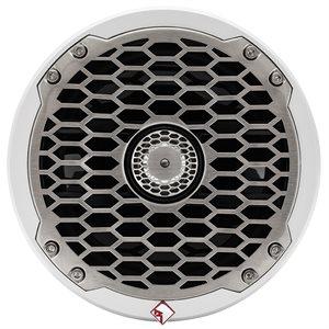 """Rockford Punch Marine 6.5"""" Full-Range Speakers (white, pair)"""