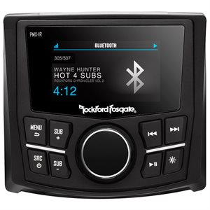 "Rockford Marine Full Function Wired Remote with 2.7"" Displa"