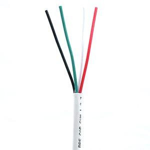Primal Cable 16 / 4 26-Strand Speaker Wire 500' Box (white)