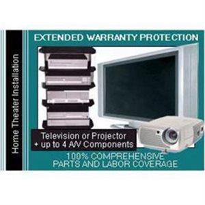 CPS 3 Year Projector Warranty - Under $10,000