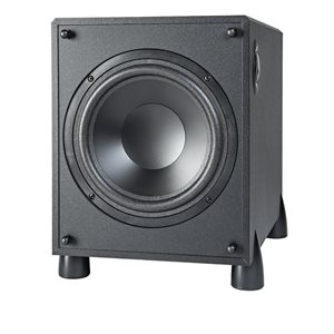 "Def Tech 10"" Powered Subwoofer w / 300W Amp (black)"