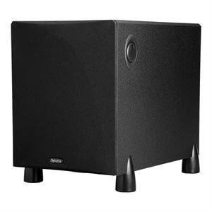 "Def Tech 8"" Powered Subwoofer w / 300W Amp (black)"