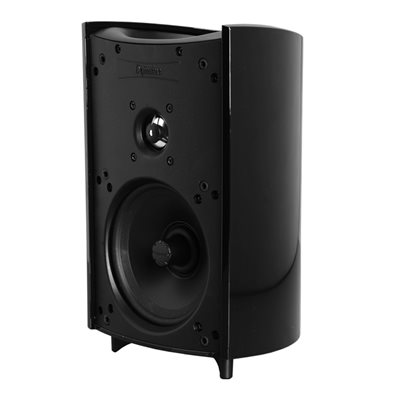 """Def Tech Compact Main or Surround Speaker w /  1 - 1"""" dome twe"""
