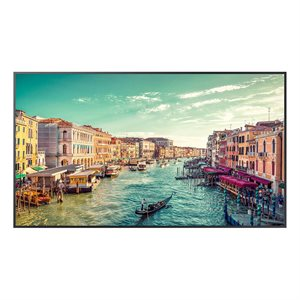 "Samsung Commercial 98"" 4K UHD LED Digital Signage TV 500NITS 24 / 7"