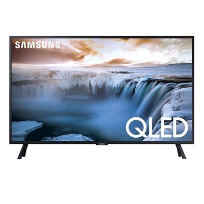 "Samsung 32"" 4K Smart QLED Ultra HDTV w /  Q HDR"