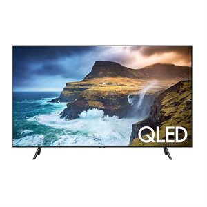 "Samsung 49"" 4K Smart QLED Ultra HDTV w / Q HDR 8X"