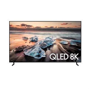 "Samsung 55"" 8K Smart QLED HDTV w /  8K Upscaling & HDR 24X"