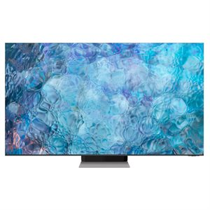 "Samsung 75"" 8K Smart NEO QLED HDTV w /  8K Upscaling, Stainless Steel & HDR10+"