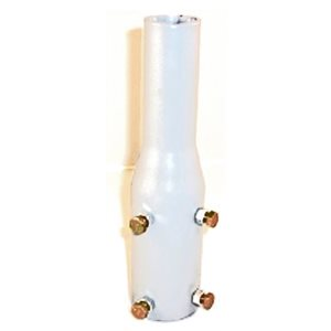 """AI Satellite Pipe Adapter, Converts 2.00"""" to 1.66 (non-weld)"""