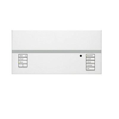 Lutron GRAFIK Eye QS 6-Zone Wireless Main Unit (white)