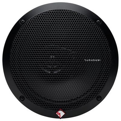 """Rockford Prime R1 6.5"""" 3-Way Full-Range Speakers (pair)"""