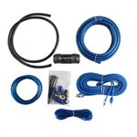 Raptor Bulk Series R2 4 ga Amplifier Kit