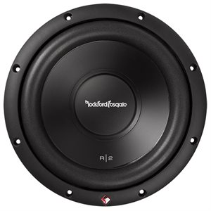 "Rockford Prime R2 10"" 4 Ohm DVC Subwoofer (single)"
