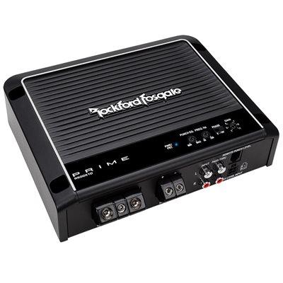 Rockford Prime 500W Class-D Mono Amplifier