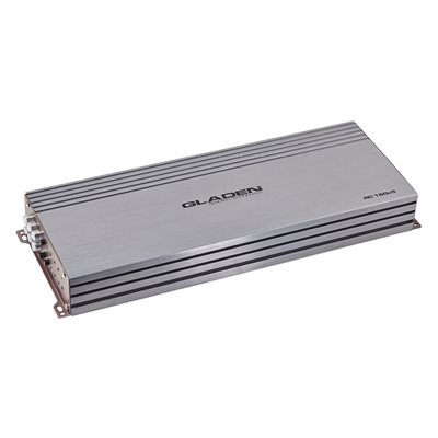 Gladen 5 Channel Class AB Amplifier 4x90W