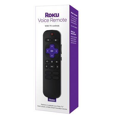 Roku Enhanced Voice Remote