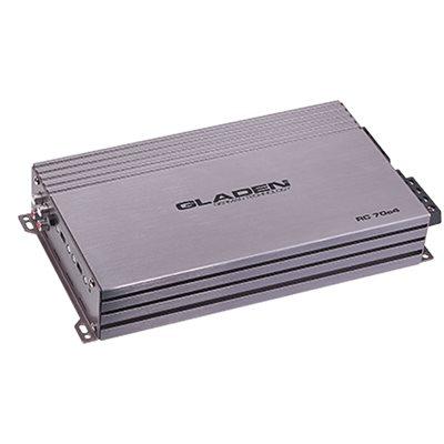 Gladen 4 Channel Class AB Amplifier 4x70W