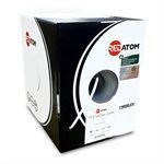 Red Atom 14 / 4 19-Strand Speaker Wire 500' Box (white)
