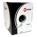Red Atom Cat 5e 350MHz Wire 1,000' Box (green)
