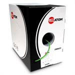 Red Atom Cat 6 550MHz Wire 1,000' Box (green)