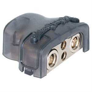 Rockford 4 AWG or 1 / 0 AWG Positive-Negative Battery Terminal