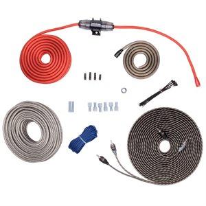 Rockford 8 AWG Complete Installation Kit