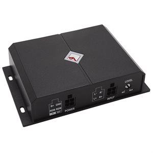 Rockford 2 Channel Universal PEQ Remote and Line Driver