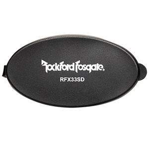 Rockford RFX Panel Mount USB / SD Card / iPod / 3.5mm Inputs