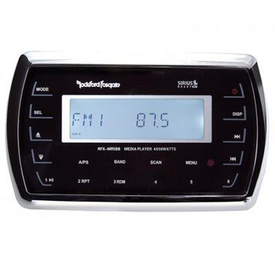Rockford Hide-Away AM / FM / SAT / MP3 Digital Audio Receiver