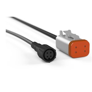 Rockford Marine 6 ft Color Optix Extension Cable for PMX-RGB