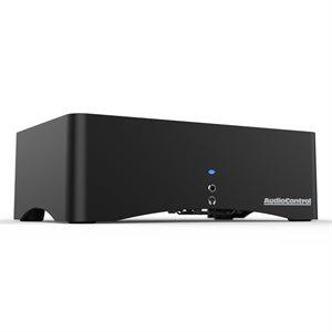 AudioControl High-Power Amplifier with Digital Audio Inputs (black)